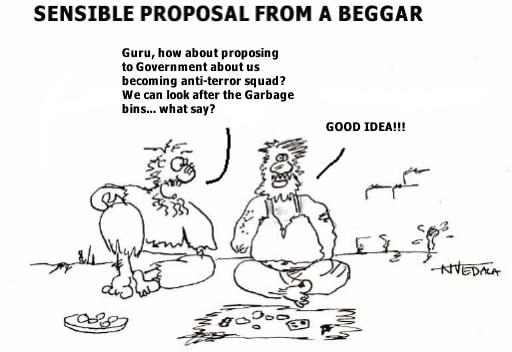 Beggar Proposal