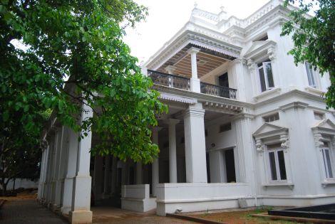 Manikyavelu Mansion, Palace Road (Pic: Amoghavarsha J S)