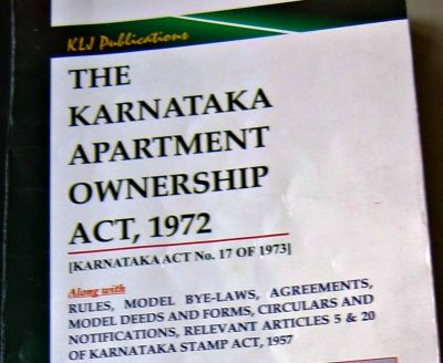 The Apartment Law You Must Know Citizen Matters Bengaluru