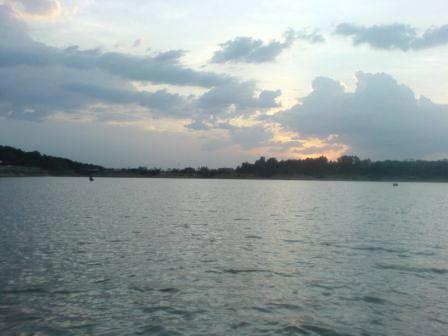 Nagavara Lake