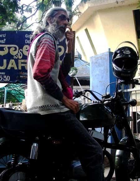 Jawa Yezdi Bike rally