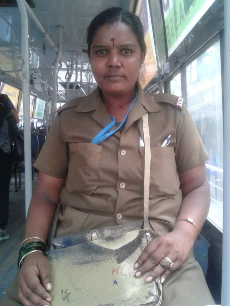 A day in the life of a BMTC conductor | | Citizen Matters