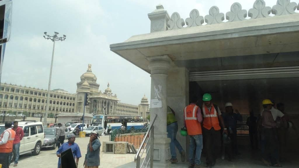 namma metro a study The 423 km stretch of phase-1 of bangalore metro rail project, namma metro is  all set to be completed by september, 2015 the cost of the.