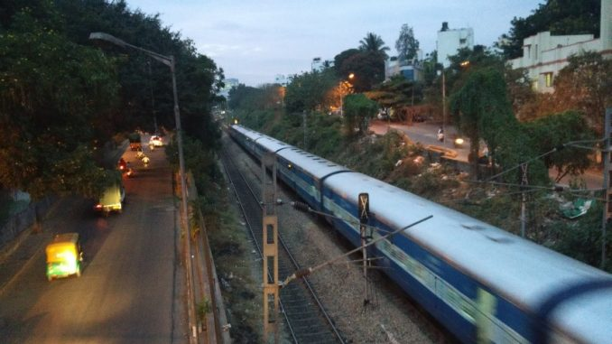 Provide double tracks and new stops for Express trains: Hosur