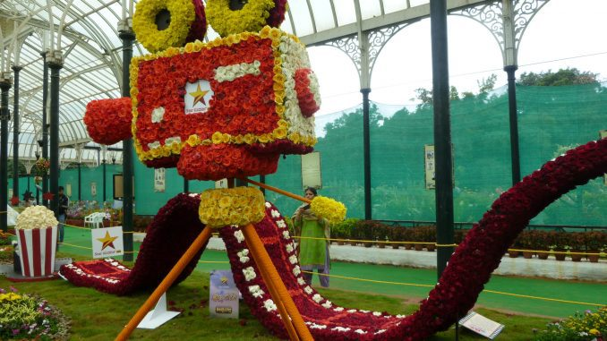 daf487cd262f What to look out for at the Lalbagh Flower Show this Independence ...