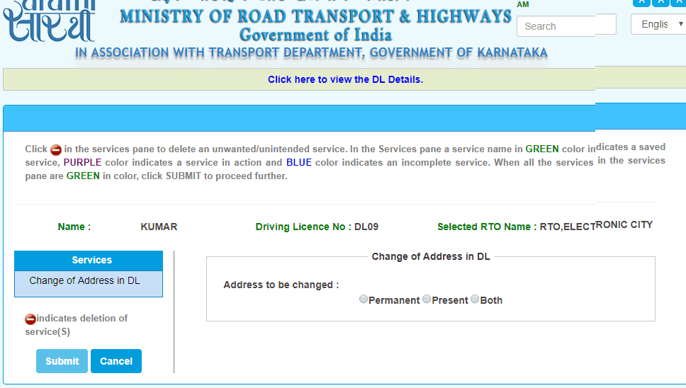 How to renew your driving license in Bengaluru | | Citizen