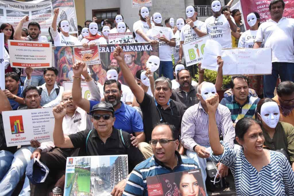 Home buyers demand stronger RERA for Karnataka | | Citizen ...