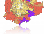 How have BBMP wards been redrawn in delimitation draft?